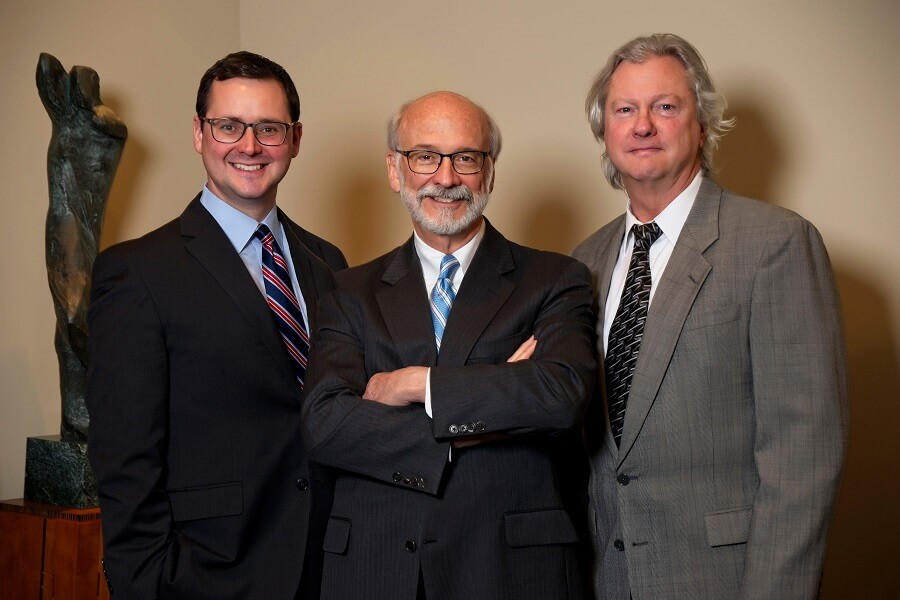 Leeman Law Lawyers Group Photo